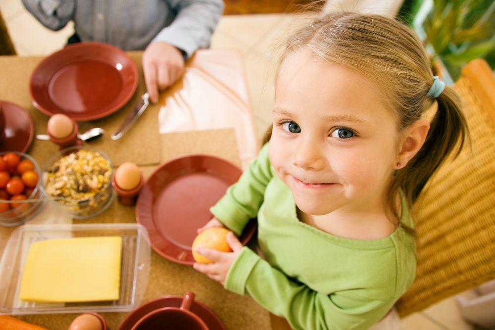 מאמרים בתזונת ילדים